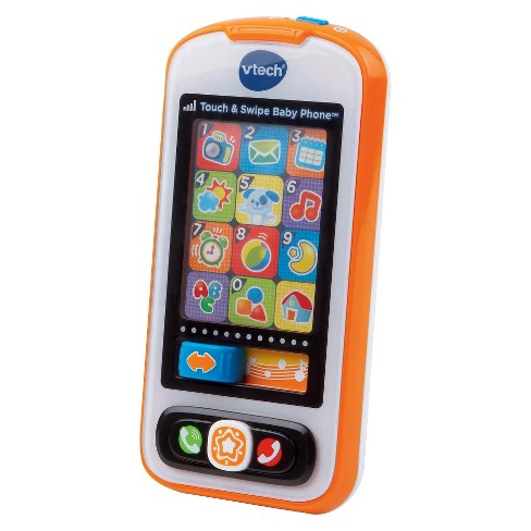 VTech Touch and Swipe Baby Phone - image 1 of 5