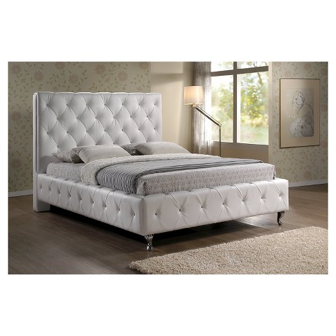 Stella Crystal Modern Bed - Baxton Studio - image 1 of 1
