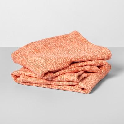 2pk Basic Washcloth Towel Set Coral - Opalhouse™
