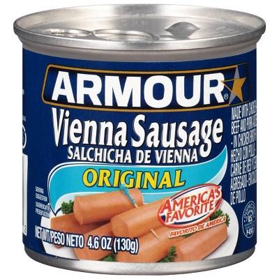 Armour Vienna Sausage Original - 4.6oz