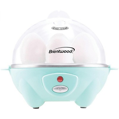 Brentwood Electric 7 Egg Cooker with Auto Shut Off