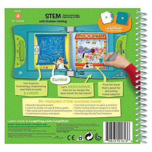 Leapfrog Leapstart 1st Grade Activity Book Stem Target