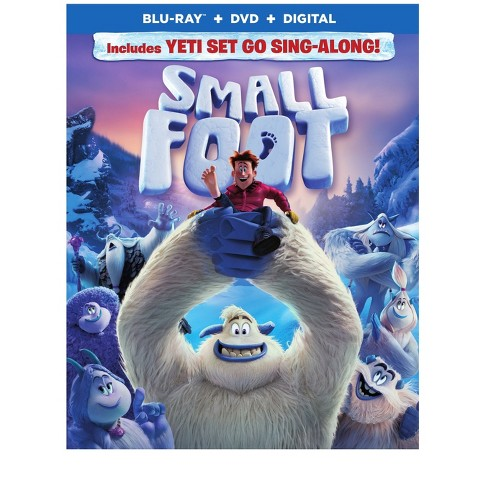 Smallfoot (Blu-Ray + DVD + Digital) - image 1 of 1