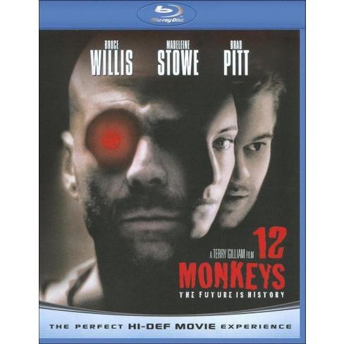 12 Monkeys [Blu-ray] - image 1 of 1