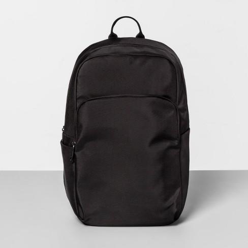 "AntiTheft RFID 18"" Backpack Black - Made By Design™ - image 1 of 4"