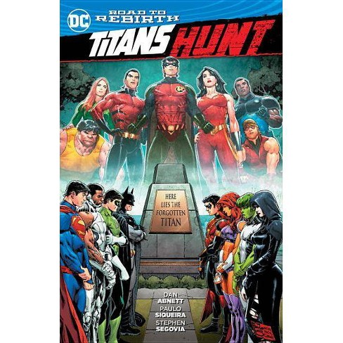 Titans Hunt - by  Dan Abnett (Paperback) - image 1 of 1