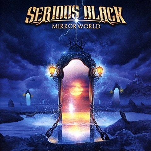 Serious black - Mirrorworld (CD) - image 1 of 1