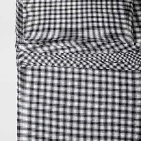 Twin XL 100% Cotton Printed Pattern Sheet Set - Threshold™ - image 1 of 2