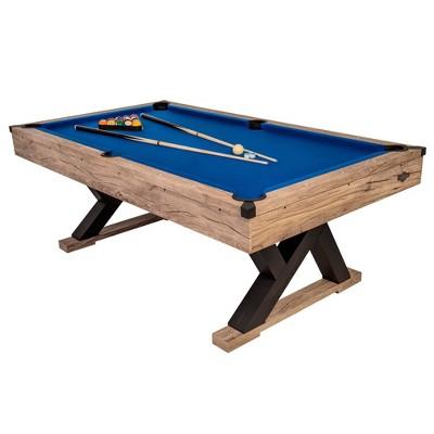 """American Legend 84"""" Kirkwood Billiard Table"""
