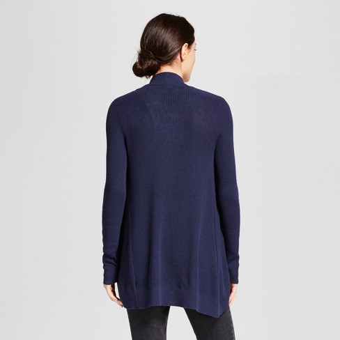 44466a067b Women s Cocoon Cardigan - A New Day™ Navy XXL   Target