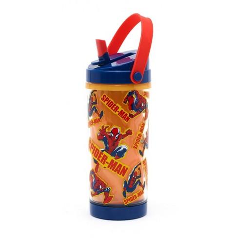 Disney Spider-Man 10.8oz Plastic Color Changing Tumbler Red/Blue - Disney Store - image 1 of 3