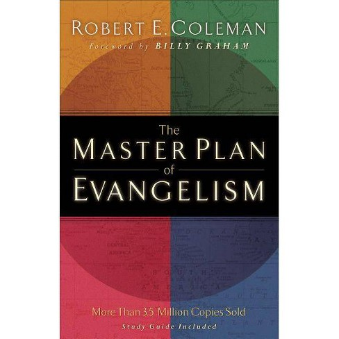 The Master Plan of Evangelism - by  Robert E Coleman (Paperback) - image 1 of 1