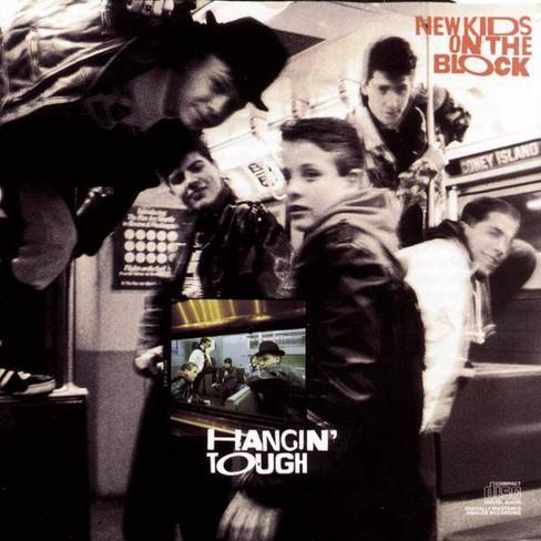 New Kids on the Block; Abbott, Bud; Costello, Lou - Hangin' Tough (CD) - image 1 of 4