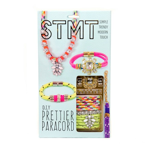 DIY Prettier Paracord Jewelry Kit - STMT - image 1 of 4