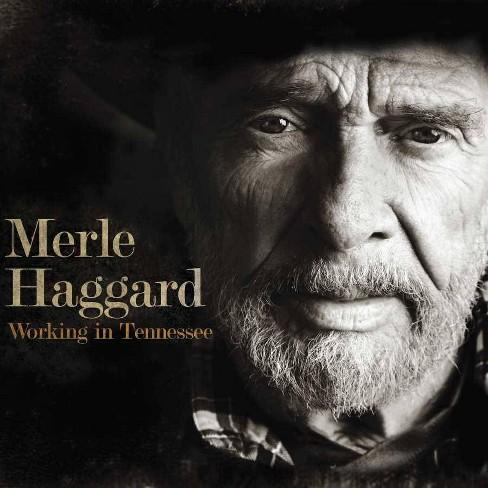 Merle Haggard - Working In Tennessee (Vinyl) - image 1 of 1