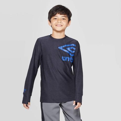 Umbro Boys' Long Sleeve T-Shirt - image 1 of 3