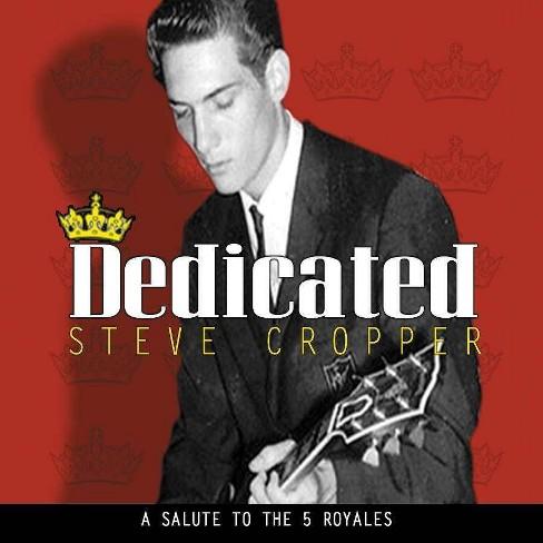 Steve Cropper - Dedicated (Vinyl) - image 1 of 1