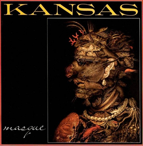 Kansas - Masque (CD) - image 1 of 1