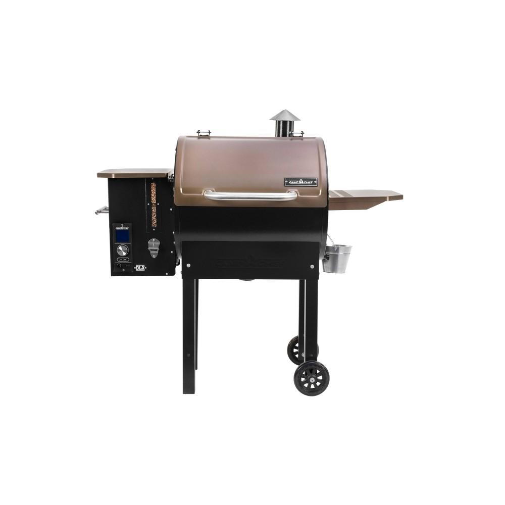 Camp Chef Smokepro Dlx 24 Pellet Grill Bronze
