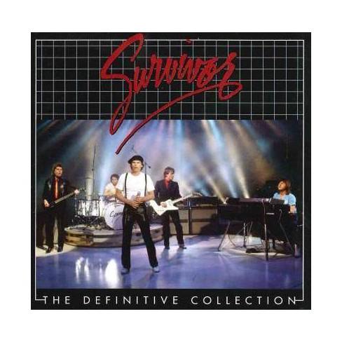 SURVIVOR - Definitive Collection (CD) - image 1 of 1