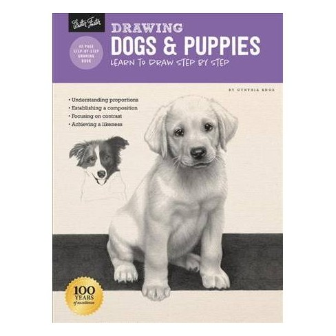 Drawing Dogs Puppies Learn To Draw Step By Step Revised By