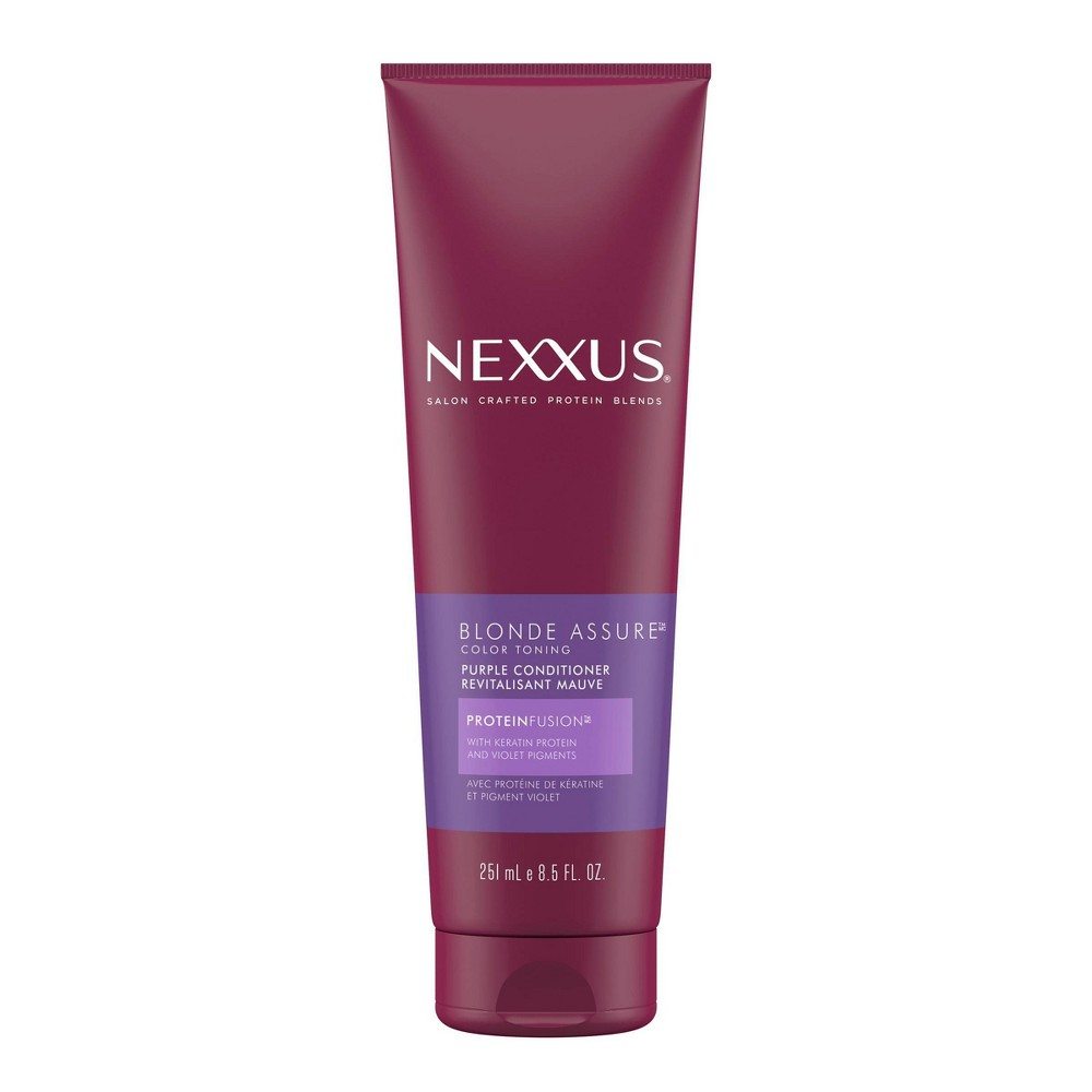 Image of Nexxus Blonde Assure Conditioner - 8.5 fl oz
