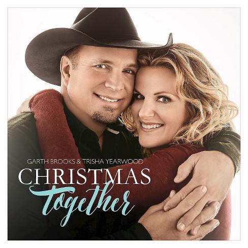 Garth Brooks And Trisha Yearwood - Christmas Together (CD) - image 1 of 1