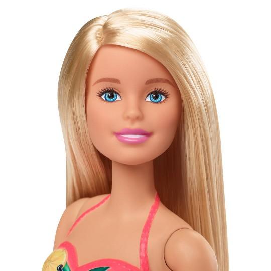 Barbie Pool & Doll Playset image number null