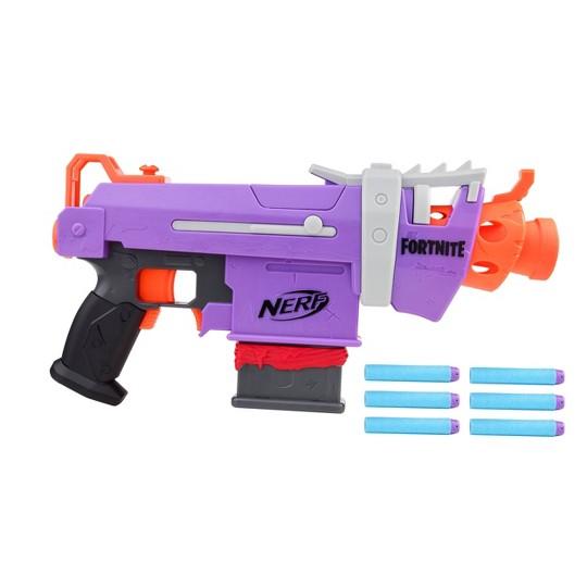 NERF Nerf Fortnite SMG-E Blaster image number null