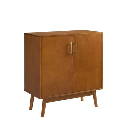 """30"""" Mid-Century Modern Accent Cabinet - Saracina Home - image 1 of 4"""