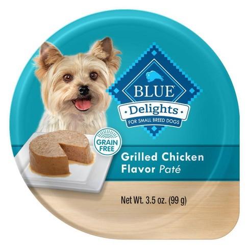 Blue Buffalo Divine Delights Grilled Chicken Pate - Wet Dog Food - 3.5oz - image 1 of 4