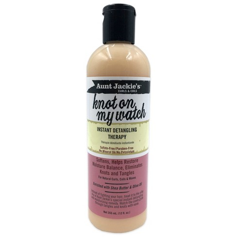 Aunt Jackie's Knot on My Watch Instant Detangling Therapy - 12 fl oz - image 1 of 2