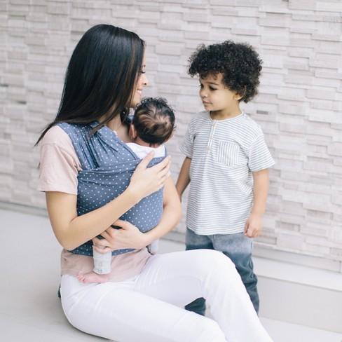 Ergobaby Baby Wraps Blue Target