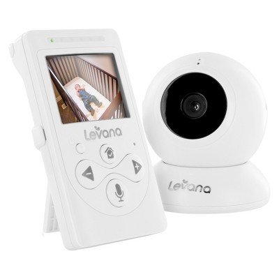 Lila™ 2.4'' Digital Video Baby Monitor with Night Vision and Talk to Baby™ Intercom