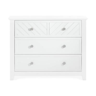 Child Craft Atwood Dresser - Matte White
