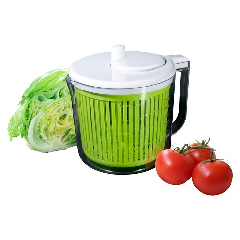 25 Qt Salad Spinner With Measuring Cup Target