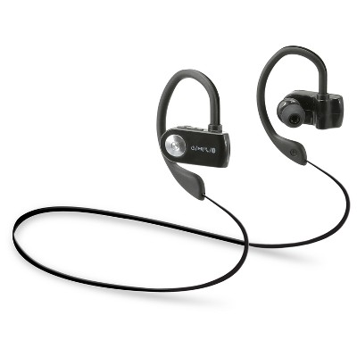 c43409a38e8 iLive Audio Sports Performance Bluetooth Earbuds with Hanger - Black  (IAEB26B)