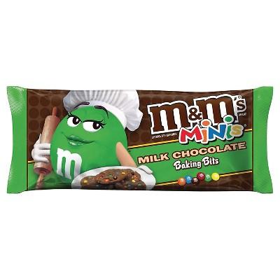 M&M's Mini's Milk Chocolate Baking Bits - 10oz