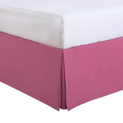 "Luxury Hotel Kids Tailored 14"" Drop Bed Skirt"