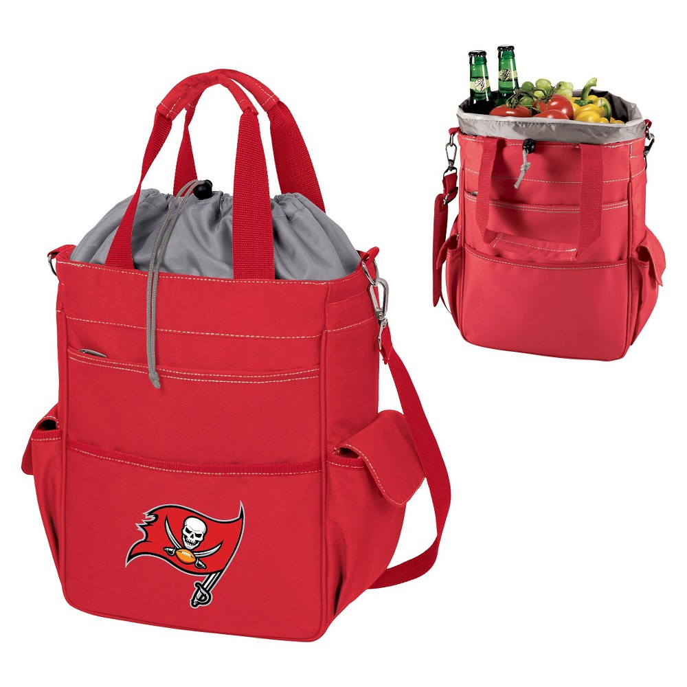 Picnic Time Activo Nfl Tampa Bay Buccaneers Red