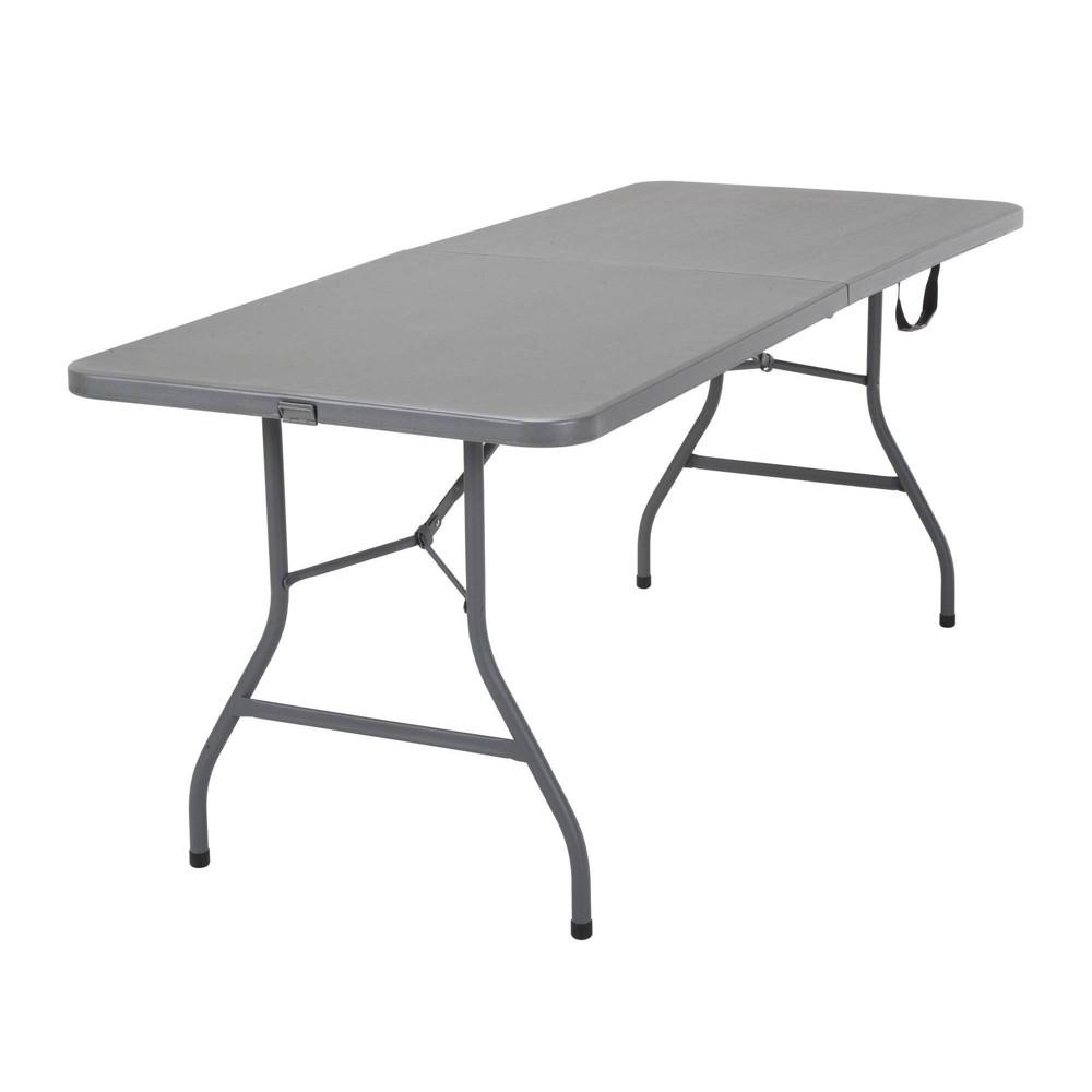 6 34 Blow Mold Centerfold Table Gray Room 38 Joy