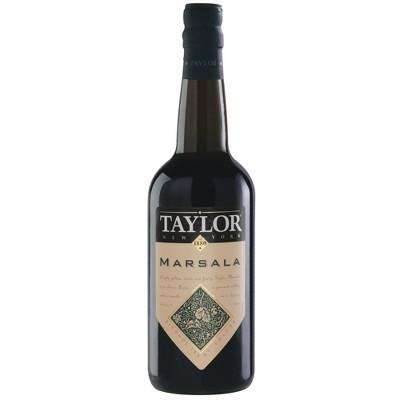 Taylor Sweet Marsala Red Wine - 750ml Bottle