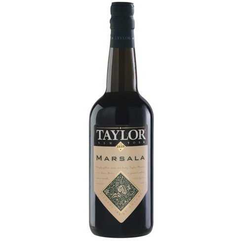 Taylor Sweet Marsala Red Wine - 750ml Bottle - image 1 of 1