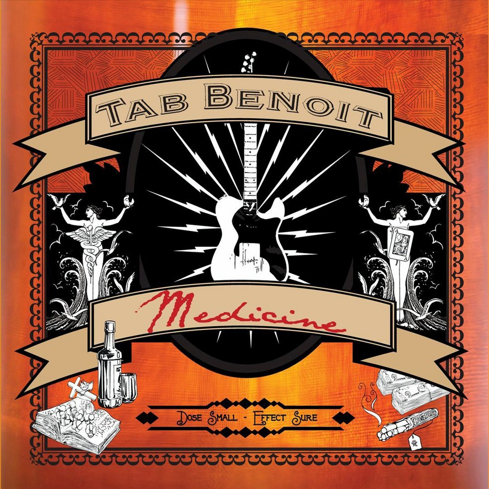 Tab Benoit - Medicine (CD)