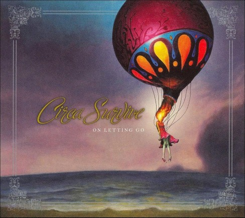 Circa Survive - On Letting Go (CD) - image 1 of 3