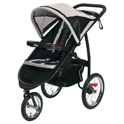 Graco® FastAction Fold Jogger Click Connect Stroller - Pierce