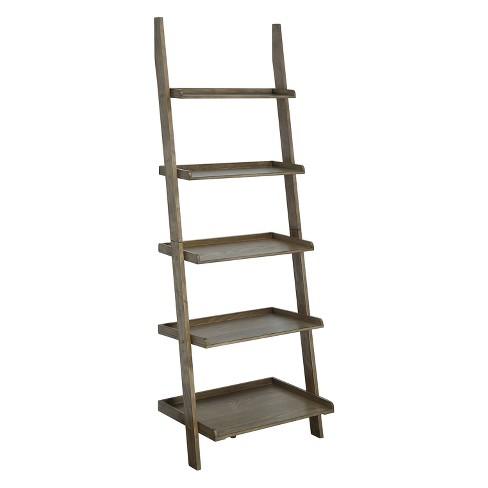 "72"" American Heritage Bookshelf Ladder - Breighton Home - image 1 of 3"