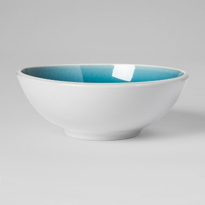 Portel Stoneware Bowl 24oz Teal - Project 62™