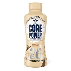 Core Power Vanilla Protein Drink - 14 fl oz Bottle