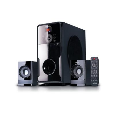 beFree Sound 2.1 Channel Bluetooth Surround Sound Speaker System